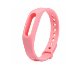 Xiaomi Miband 1S / Miband Pulse Smart Watch   - Replacement Strap - Light Pink