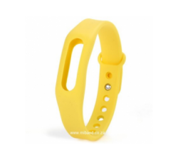 Xiaomi Miband 1S / Miband Pulse Smart Watch   - Replacement Strap - Yellow
