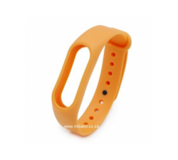 Xiaomi Miband 2 Smart Watch  -Replacement Silicone Strap - Orange